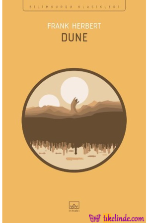 Kitap Frank Herbert Dune TürkçeKitap