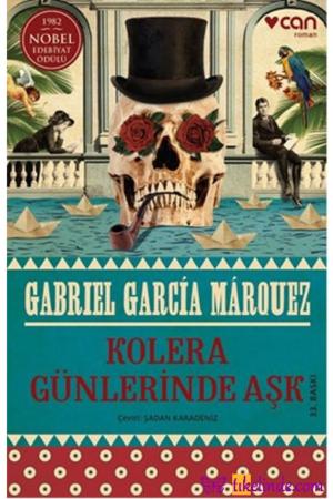 Kitap Gabriel Garcia Marquez Kolera Günlerinde Aşk TürkçeKitap