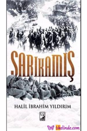 Kitap Halil İbrahim Yıldırım Sarıkamış TürkçeKitap