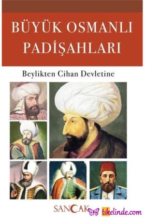 Kitap Hüseyin Ertuğrul Karaca Büyük Osmanlı Padişahları TürkçeKitap
