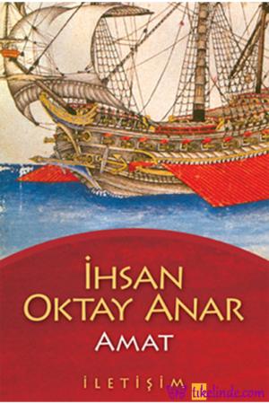 Kitap İhsan Oktay Anar Amat TürkçeKitap
