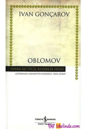 Kitap İvan Aleksandroviç Gonçarov Oblomov TürkçeKitap