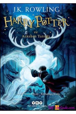 Kitap J. K. Rowling Harry Potter Ve Azkaban Tutsağı 3 TürkçeKitap