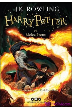 Kitap J. K. Rowling Harry Potter Ve Melez Prens 6 TürkçeKitap