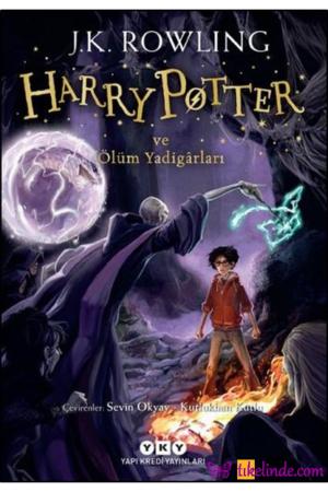 Kitap J. K. Rowling Harry Potter Ve Ölüm Yadigarları 7 TürkçeKitap
