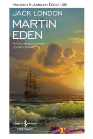 Kitap Jack London Martin Eden TürkçeKitap