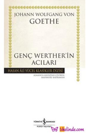 Kitap Johann Wolfgang Von Goethe Genç Werther'in Acıları TürkçeKitap