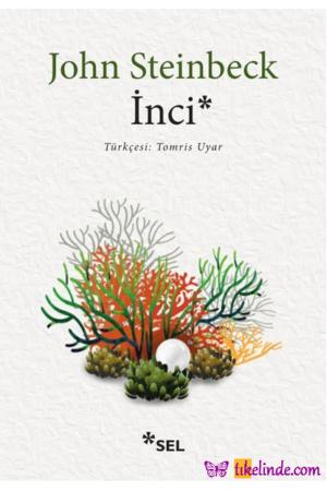 Kitap John Steinbeck İnci TürkçeKitap