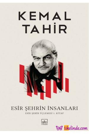 Kitap Kemal Tahir Esir Şehrin İnsanları TürkçeKitap