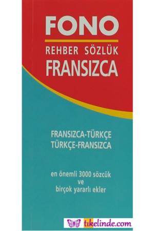 Kitap Kolektif Fransızca Türkçe – Türkçe Fransızca Rehber Sözlük TürkçeKitap