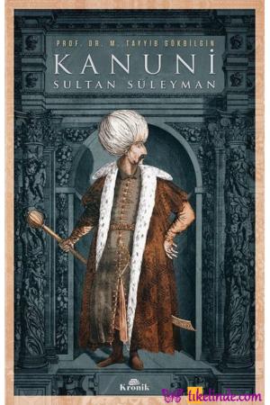 Kitap M. Tayyib Gökbilgin Kanuni Sultan Süleyman TürkçeKitap