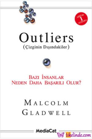 Kitap Malcolm Gladwell Outliers TürkçeKitap