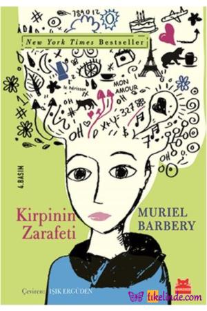 Kitap Muriel Barbery Kirpinin Zarafeti TürkçeKitap