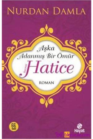 Kitap Nurdan Damla Hazreti Hatice TürkçeKitap