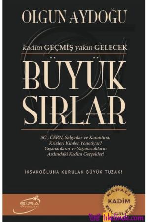 Kitap Olgun Aydoğu Büyük Sırlar TürkçeKitap