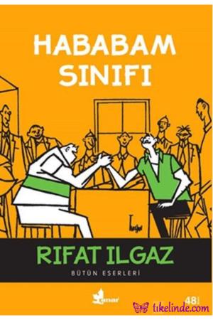 Kitap Rıfat Ilgaz Hababam Sınıfı TürkçeKitap