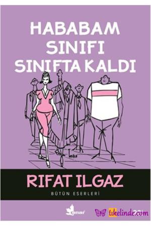 Kitap Rıfat Ilgaz Hababam Sınıfı Sınıfta Kaldı TürkçeKitap