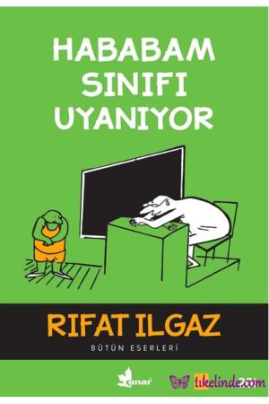 Kitap Rıfat Ilgaz Hababam Sınıfı Uyanıyor TürkçeKitap