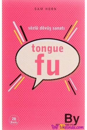 Kitap Sam Horn Tongue Fu TürkçeKitap