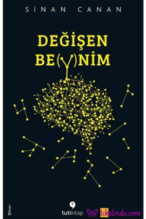 Kitap Sinan Canan Değişen Beynim TürkçeKitap