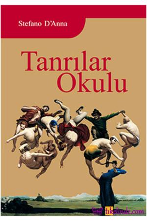 Kitap Stefano D'anna Tanrılar Okulu TürkçeKitap