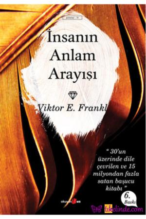 Kitap Viktor Emil Frankl İnsanın Anlam Arayışı TürkçeKitap