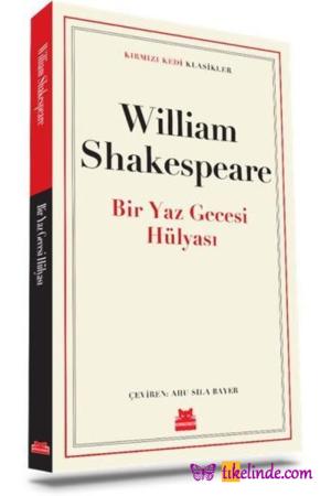 Kitap William Shakespeare Bir Yaz Gecesi Hülyası TürkçeKitap