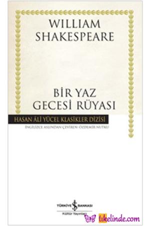 Kitap William Shakespeare Bir Yaz Gecesi Rüyası TürkçeKitap