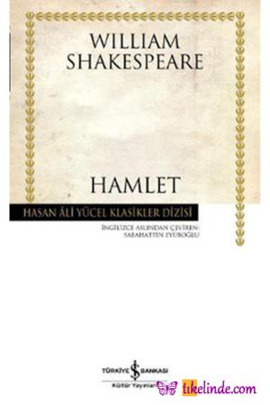 Kitap William Shakespeare Hamlet TürkçeKitap