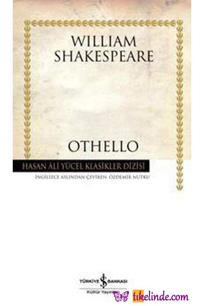 Kitap William Shakespeare Othello TürkçeKitap