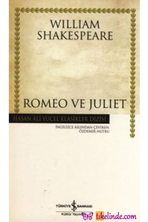 Kitap William Shakespeare Romeo Ve Juliet TürkçeKitap
