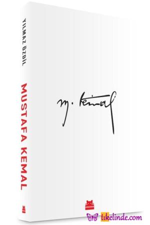 Kitap Yılmaz Özdil Mustafa Kemal TürkçeKitap