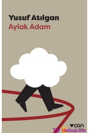 Kitap Yusuf Atılgan Aylak Adam TürkçeKitap