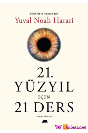 Kitap Yuval Noah Harari 21. Yüzyıl İçin 21 Ders TürkçeKitap