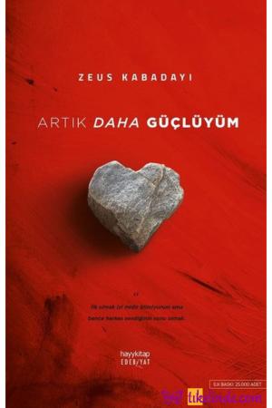 Kitap Zeus Kabadayı Artık Daha Güçlüyüm TürkçeKitap