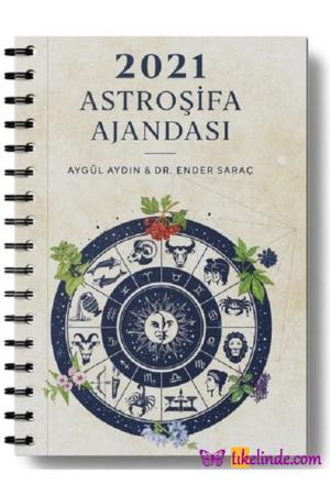 Kitap Aygül Aydın, Ender Saraç 2021 Astroşifa Ajandası TürkçeKitap