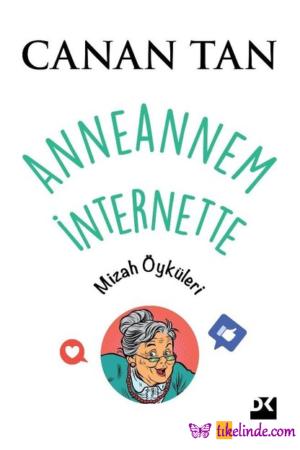 Kitap Canan Tan Anneannem İnternette TürkçeKitap