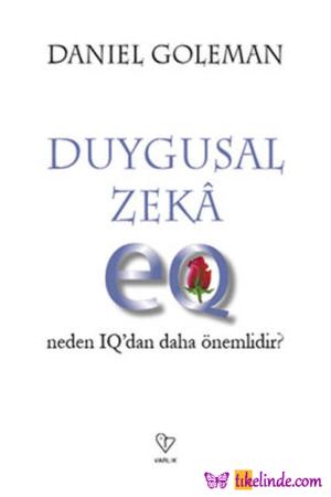 Kitap Daniel Goleman Duygusal Zeka TürkçeKitap