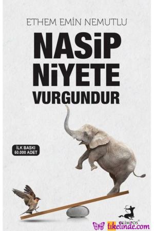 Kitap Ethem Emin Nemutlu Nasip Niyete Vurgundur TürkçeKitap
