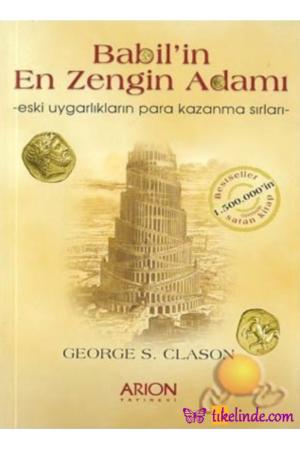 Kitap George S. Clason Babil'in En Zengin Adamı TürkçeKitap