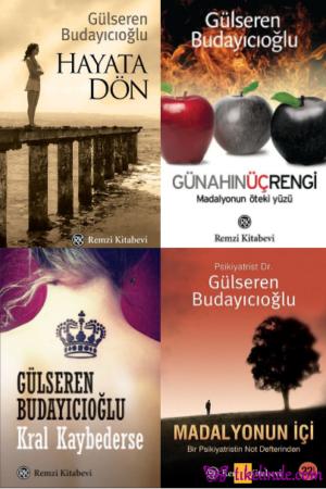 Kitap Gülseren Budayıcıoğlu 4 Kitaplik Indirim Seti TürkçeKitap