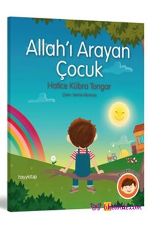 Kitap Hatice Kübra Tongar Allah'ı Arayan Çocuk TürkçeKitap
