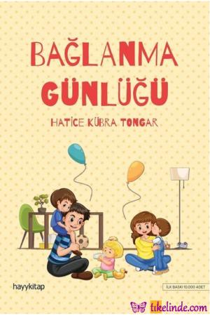 Kitap Hatice Kübra Tongar Bağlanma Günlüğü TürkçeKitap
