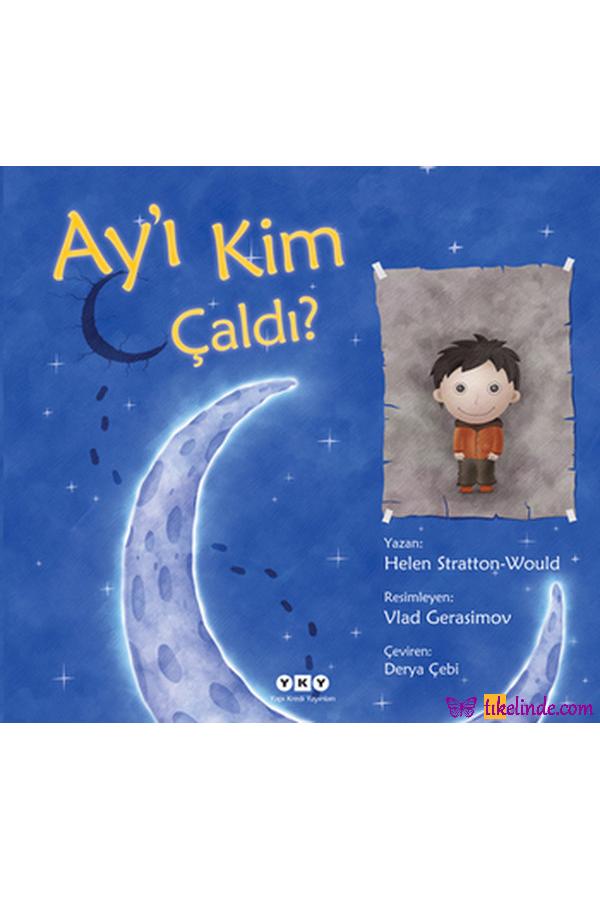 Kitap Helen Stratton Would Ay'ı Kim Çaldı TürkçeKitap