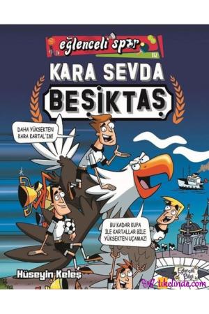 Kitap Hüseyin Keleş Kara Sevda Beşiktaş TürkçeKitap