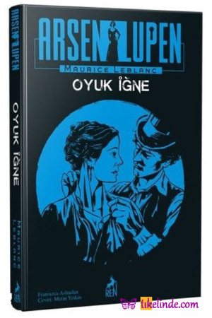 Kitap Maurice Leblanc Arsen Lüpen Oyuk İğne TürkçeKitap