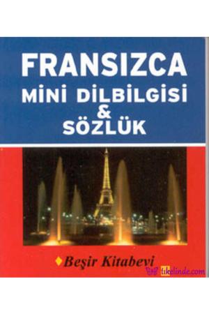 Kitap Metin Yurtbaşı Fransızca Mini Dilbilgisi Ve Sözlük TürkçeKitap