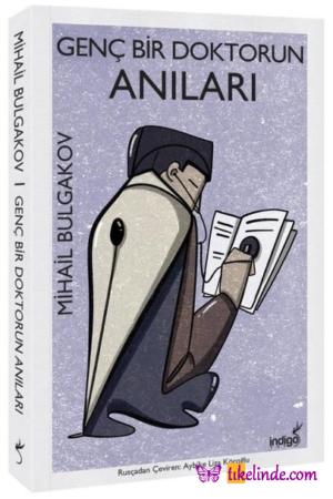 Kitap Mihail Afansyeviç Bulgakov Genç Bir Doktorun Anıları TürkçeKitap