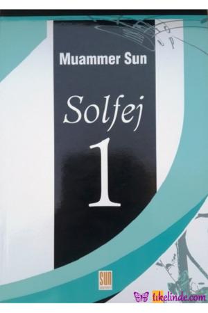 Kitap Muammer Sun Solfej 1 TürkçeKitap