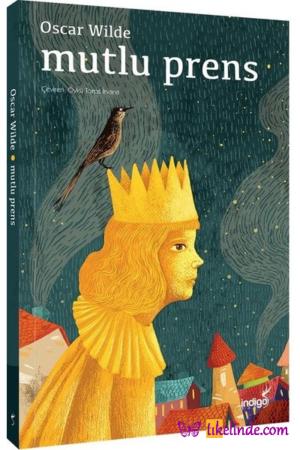 Kitap Oscar Wilde Mutlu Prens TürkçeKitap